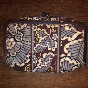 Vera Bradley Makeup Bag/Clutch